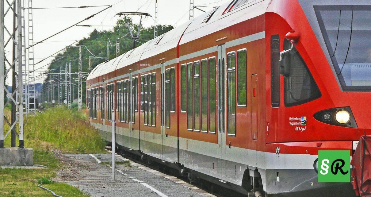 Права пассажиров жд транспорта в ЕС