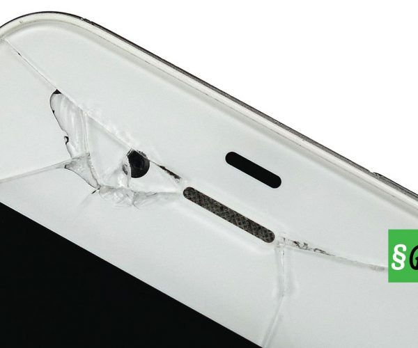 поломанный телефон