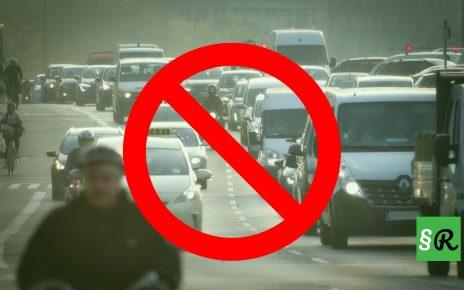 запрет передвижений в Германии
