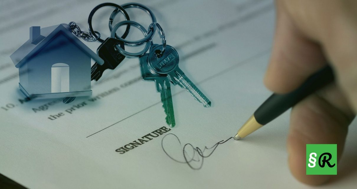Сделка покупки недвижимости