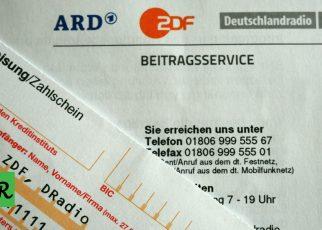 Взнос за теле- и радио-вещание в Германии
