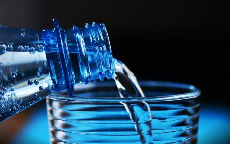Чистая вода из под крана