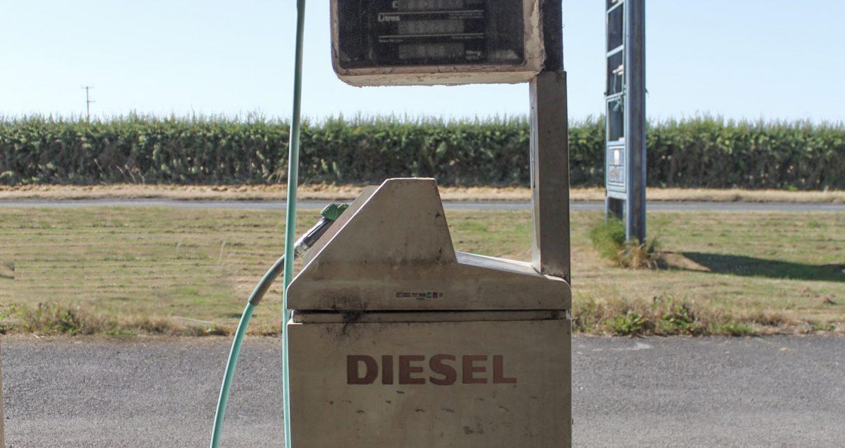 Правила по устранению запретов на использование дизеля в Германии