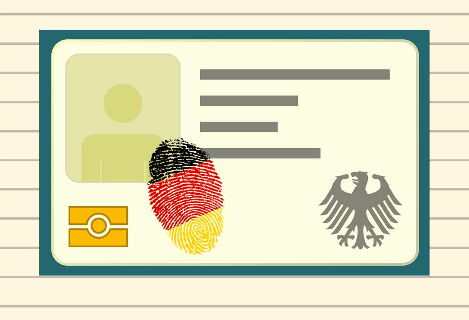 Расширение функций электронного удостоверения личности eID в Германии