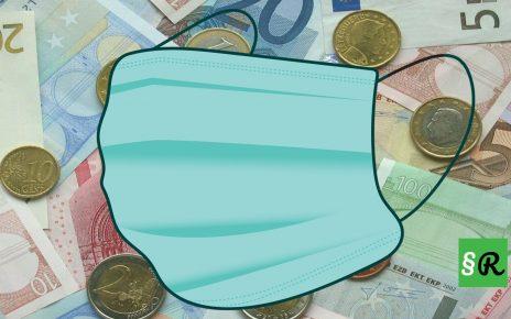Защитные маски стоят денег