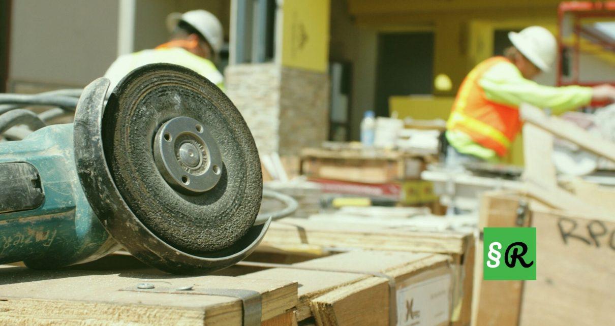рабочие сферы строительства
