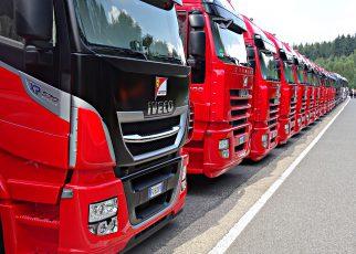 Выбросы СО2 для грузовиков в ЕС