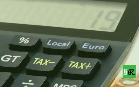 Перечень и краткая характеристика основных налогов в Германии