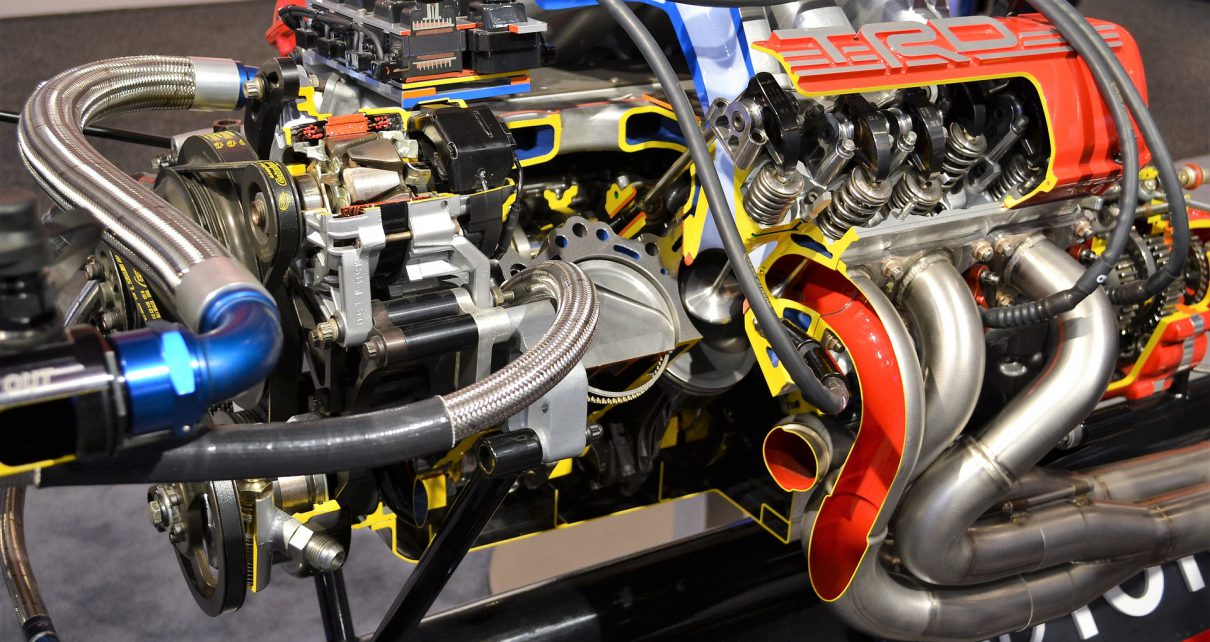 Модификация дизельных моторов