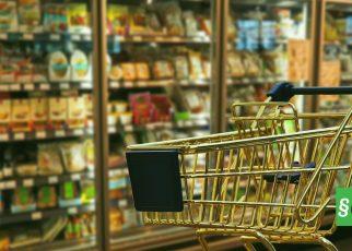 Покупки перед Пасхой