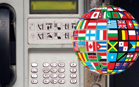 Регулирование стоимости внутриевропейских международных звонков