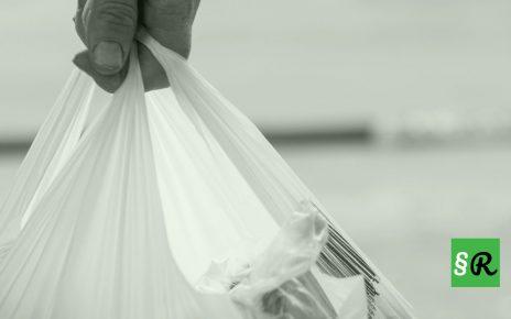 В Германии хотят ввести запрет на пластиковые пакеты